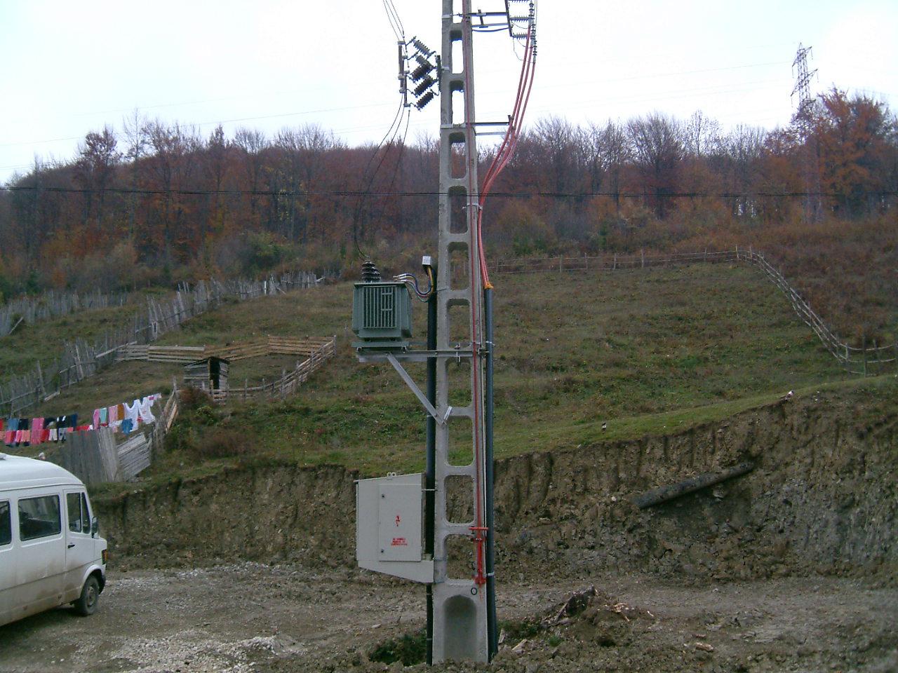 Cablu universal 20 kv puterea sub lup p n la bec for Terminal exterior 15 kv