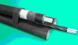 fig 2 Cablu mt torsadat cu purtator din Ol