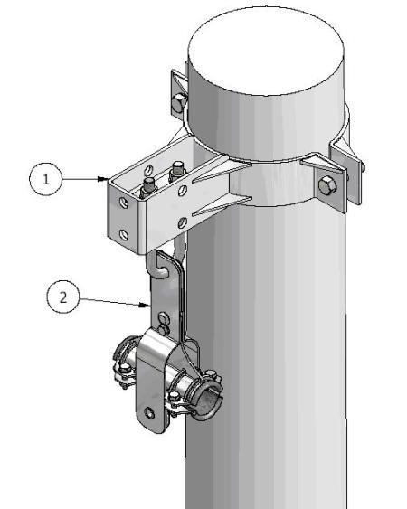 Fig. 5 Legatura de sustinere
