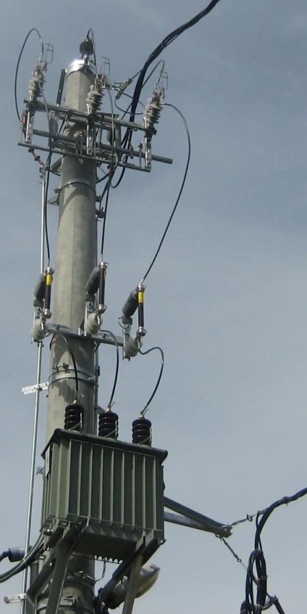 detaliu2  solutie de legatura electrica LEAT la PTA.